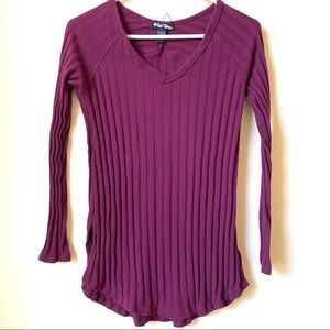 Planet Gold Long Sleeve Top